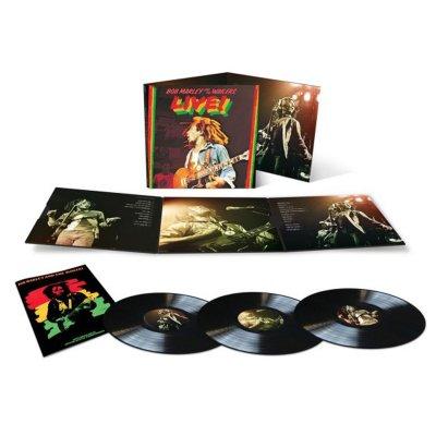 Bob Marley - Live! 3xLP (Deluxe Edition)