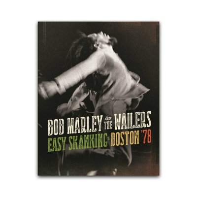 Bob Marley - Easy Skanking In Boston '78 CD/DVD
