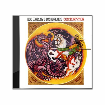 Bob Marley - Confrontation CD