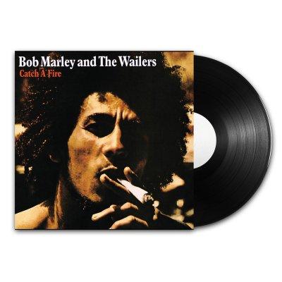Bob Marley - Catch A Fire LP
