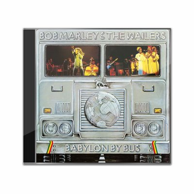 Bob Marley - Babylon By Bus CD