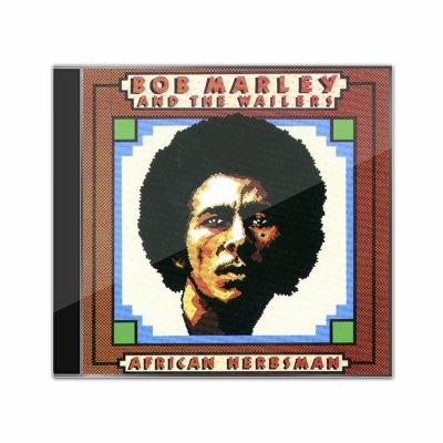 Bob Marley - African Herbsman CD