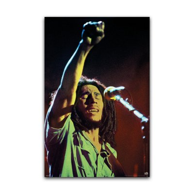 Bob Marley - One World 24x36 Poster