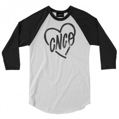 cnco - Sharpie Heart Baseball Tee