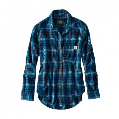 cnco - Blue Backpatch Flannel