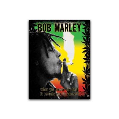 Bob Marley - Herb 16x20 Mini Poster