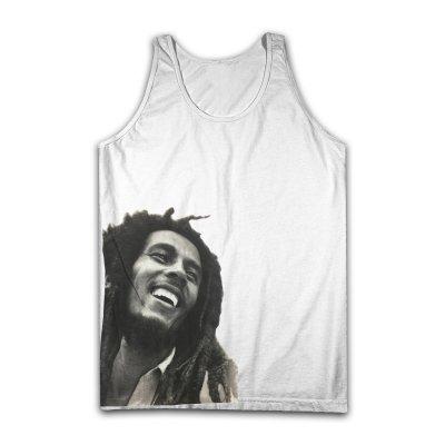 Bob Marley - Smile Dread Tank