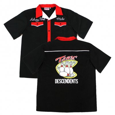 descendents - Punk Rock Bowling Shirt - Asbury Park