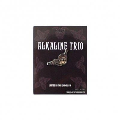 alkaline-trio - Cherub Enamel Pin