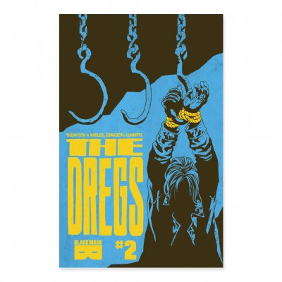 The Dregs - The Dregs - Issue 2