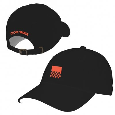 Com Truise - Unstructured Racer Hat (Black)