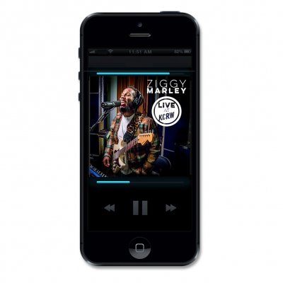 ziggy-marley - Live At KCRW Digital Download