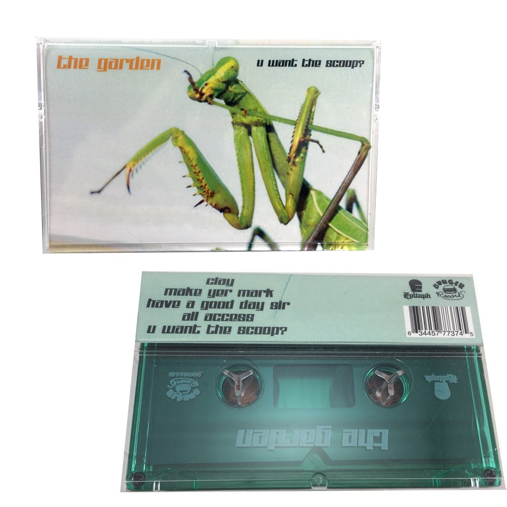 IMAGE | U Want The Scoop? Cassette Tape