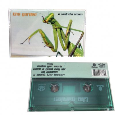 epitaph-records - U Want The Scoop? Cassette Tape