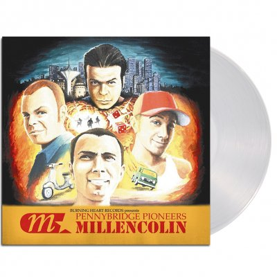 millencolin - Pennybridge Pioneers LP (Clear)