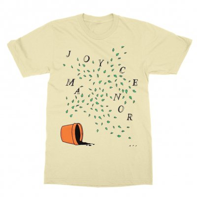 joyce-manor - Plants T-Shirt (Natural)