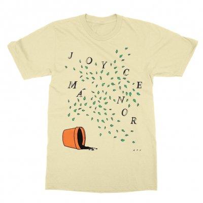 Joyce Manor - Plants T-Shirt (Natural)