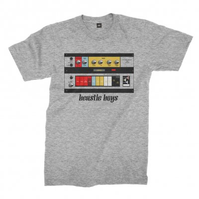 beastie-boys - Maestro T-Shirt (Gray)