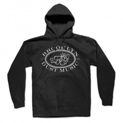 beastie-boys - Dust Music Elephant Hoodie (Black)