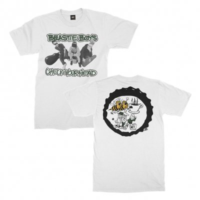 beastie-boys - Bees Tea T-Shirt (White)