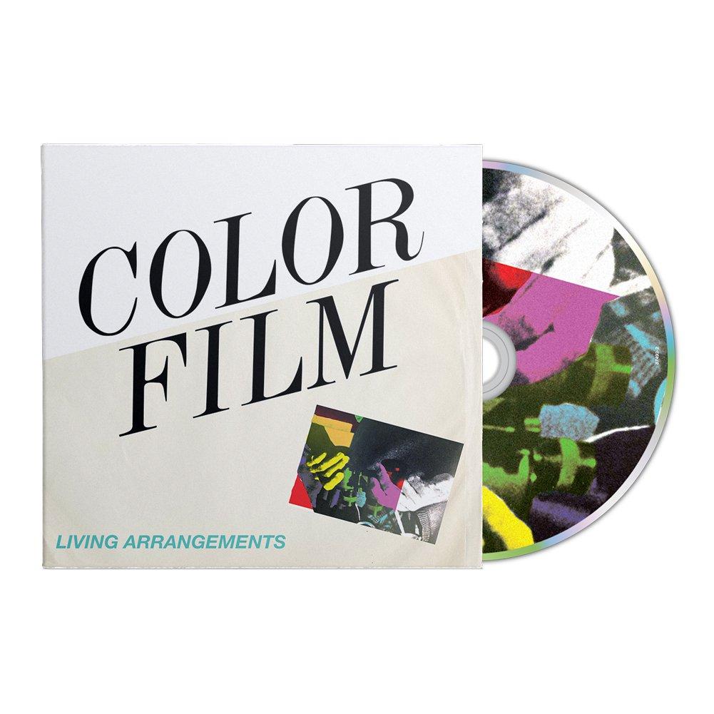 IMAGE | Living Arrangements CD
