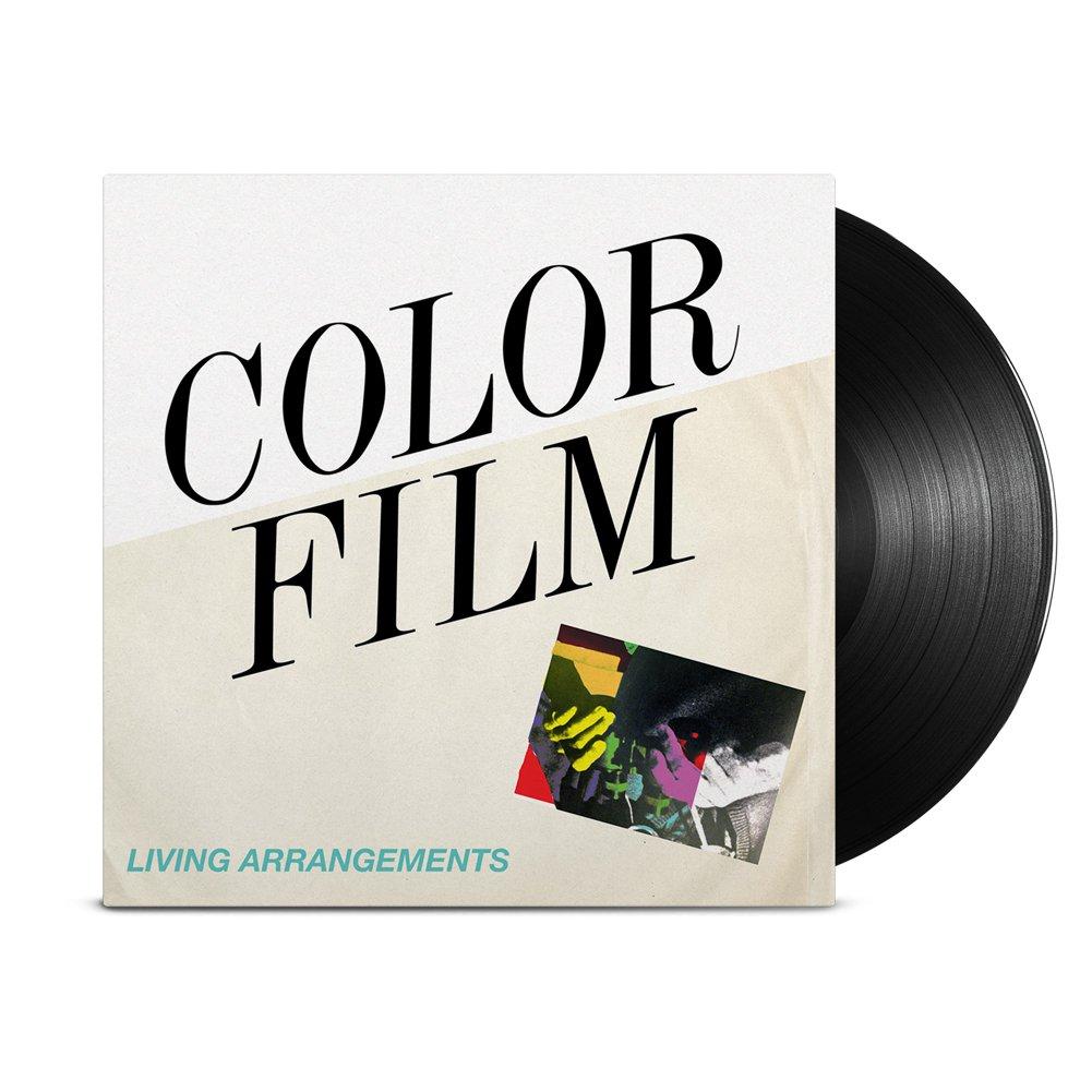 IMAGE | Living Arrangements LP (Black)