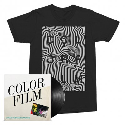 Epitaph Records - Living Arrangements LP (Black) + Trance T-Shirt (Black) Bundle
