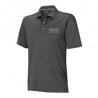 dave-koz - Dave Koz 2017 Cruise Adidas Climacool Golf Shirt