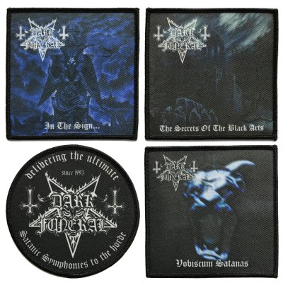 dark-funeral - Patch Bundle