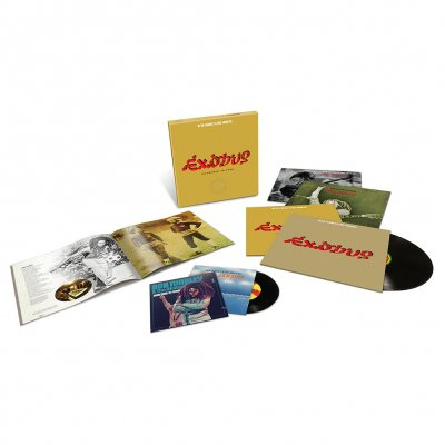 Bob Marley - Exodus 40 Super Deluxe Package Vinyl Set