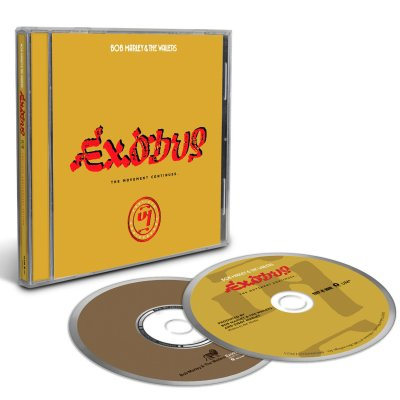 Bob Marley - Exodus 40 2xCD