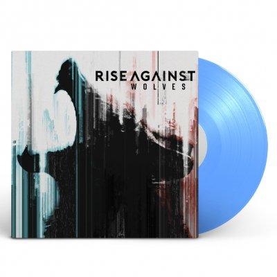 Rise Against - Wolves LP (Blue)
