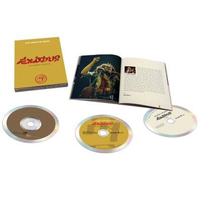 Bob Marley - Exodus 40 3xCD