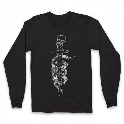 Babylon Long Sleeve (Black)