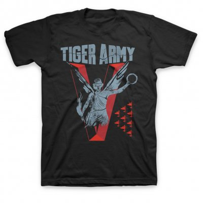 tiger-army - Nike T-Shirt (Black)