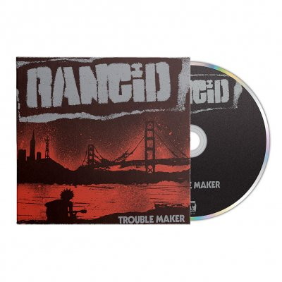 Rancid - Trouble Maker CD