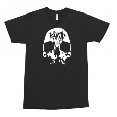 rancid - Rancid Skull Tee (Black)