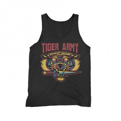 tiger-army - Snake Eyes Tank (Black)