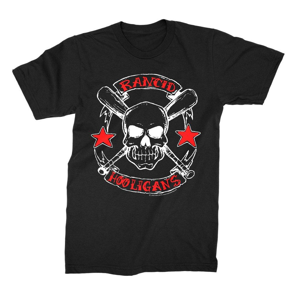 Rancid Hooligans Tee (Black)