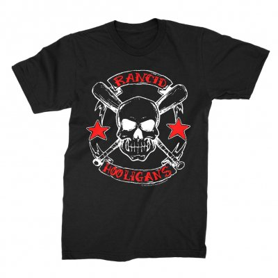 rancid - Rancid Hooligans Tee (Black)