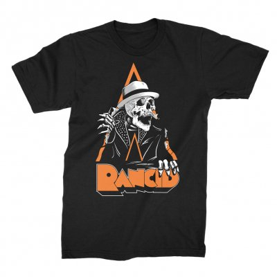 rancid - Skele-Tim Breakout Tee (Black)