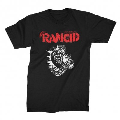 rancid - Let's Go Tee (Black)