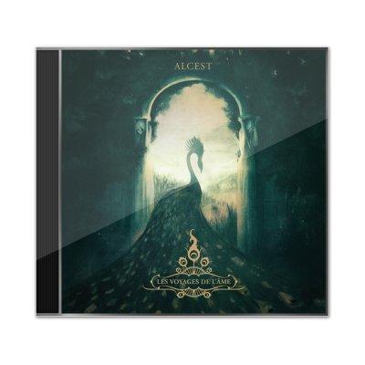 alcest - Les Voyages De L'ame CD