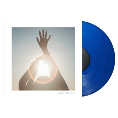 alcest - Shelter LP (Blue)