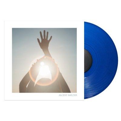 valhalla - Shelter LP (Blue)