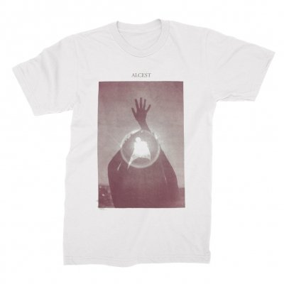 alcest - Shelter Cover T-Shirt (White)