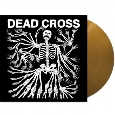 Dead Cross - Dead Cross Self Titled LP (Gold)