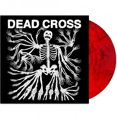 three-one-g - Dead Cross Self Titled LP (Red)