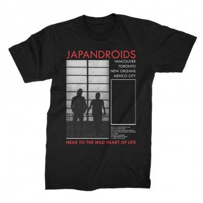japandroids - NTTWHOL Tee (Black)