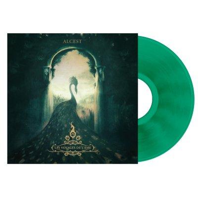 alcest - Les Voyages De L'ame LP (Green)